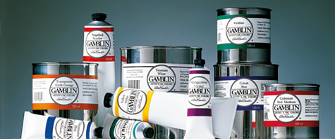 Gamblin Oil Colours