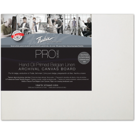Fredrix Archival Oil Primed Linen Paint Boards