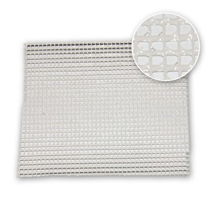 PVC Coated Mesh Shade Cloth White 79 in / 200 cm