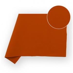 Dyed Cotton Duck Showerproof Finish 12oz 36 in / 91 cm Burnt Orange