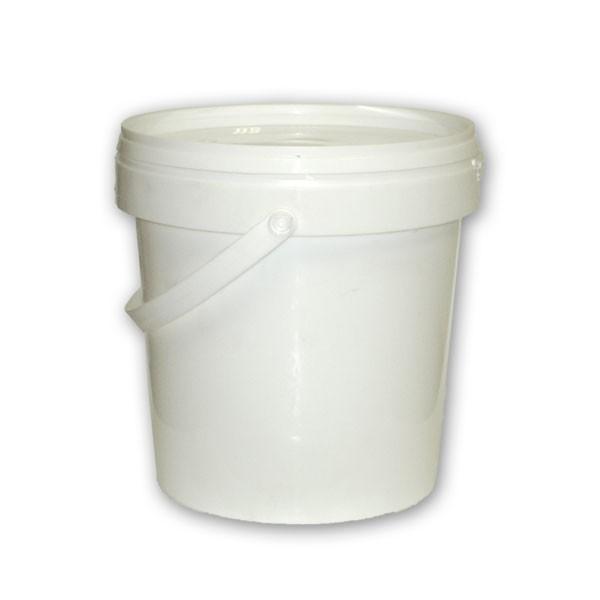 Plastic Paint Kettle Pot With Lid 1 Litre