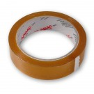 Clear Packing Tape 25 mm x 66 m Roll