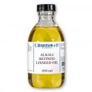 Roberson Alkali Refined Linseed Oil