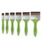 Da Vinci Synthetic Mottler Green Handle Series 5073
