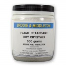 Brodie & Middleton Flame Retardant Dry Crystals