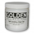 Golden Self Levelling Clear Gel