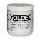 Golden White Absorbent Ground
