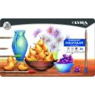 Lyra Rembrandt Polycolor Metal Box 36