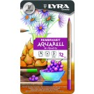 Lyra Rembrandt Aquarell Metal Box 12