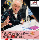 Michael Harding Demo Class - 10am Saturday 15th December - SOLD OUT