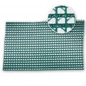 PVC Coated Mesh Shade Cloth BGreen 79 in / 200 cm