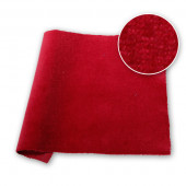 Cotton Velvet Velour NDFR Burgundy 48 in / 122 cm