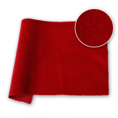 Cotton Velvet Velour NDFR Wine 48 in / 122 cm