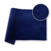 Cotton Velvet Velour NDFR Dark Blue 48 in / 122 cm