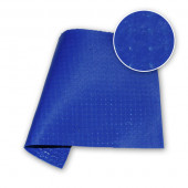 PVC Coated Polyester 12.5oz Blue 81 in / 205 cm