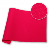 Dyed Cotton Duck Showerproof Finish 12oz 36 in / 91 cm Fuchsia - While stocks last