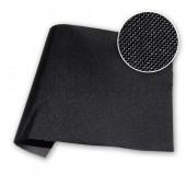 Black 4 oz PU Coated Nylon 59 in / 150 cm
