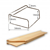 Branded Stretcher Bars - A sizes