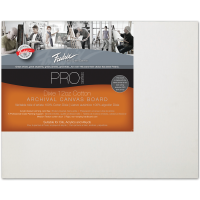 Fredrix Archival Acrylic Primed Cotton Boards