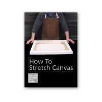 How To Stretch Canvas' Instructional DVD