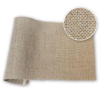 Sample Medium Coarse Grained Linen 350 gsm