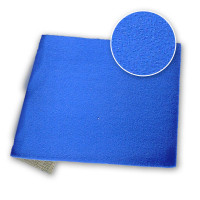 Digi Blue Bonded Nylon Fabric 132cm / 52in