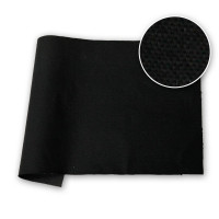 Black Sound Absorber 500gsm NDFR 120in / 300cm