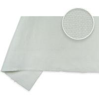 Belgian Furnishing Linen 55in / 140cm Bloomsbury 500gsm Optical White