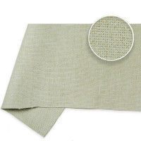 Belgian Furnishing Linen 55in / 140cm Bloomsbury 530gsm Natural