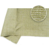 Heavy Weave Linen 650gsm Natural & White