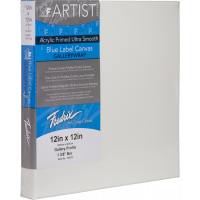 Fredrix Blue Label Ultrasmooth Canvases
