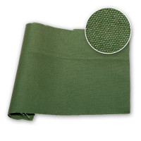 Dyed Cotton Duck Showerproof Finish 12oz 36 in / 91 cm Olive Drab