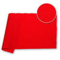 Red 4 oz PU Coated Nylon 59 in / 150 cm