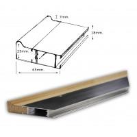 Museo 25mm Aluminium Stretcher Bars