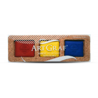 ArtGraf Tailor Shape Primary Colours Set of 3