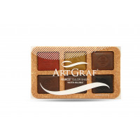 ArtGraf Tailor Shape Earth Colours Set