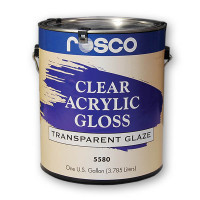 Rosco Clear Acrylic Glaze