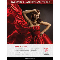 Fredrix Encore 901GSJ Solvent Canvas Rolls