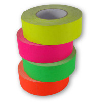 Fluorescent Fabric Tape