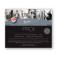 Fredrix Oil Primed Linen Boards