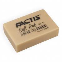 Factis Eraser Artists' Soft Rub Gum SR1