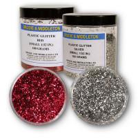 PVC Glitter Small 500g