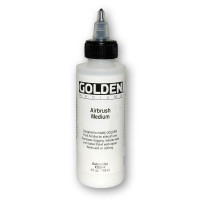 Golden Airbrush Medium