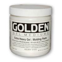 Golden Extra Heavy Gel / Molding Paste