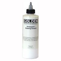 Golden Silverpoint Drawing Ground 237ml