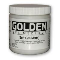 Golden Soft Gel - Gloss, Satin, Matte
