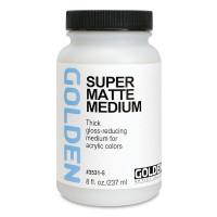 Golden Super Matte Medium