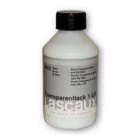 Lascaux Transparent Varnish 1 Gloss + UV Protect 2062