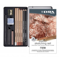 Lyra Rembrandt Sketching Set of 11