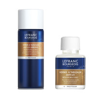 Lefranc Mat Picture Varnish